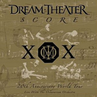 [Dream Theater Score Album Cover]