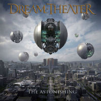 [Dream Theater The Astonishing Album Cover]
