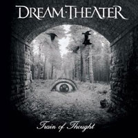 [Dream Theater Train of Thought Album Cover]