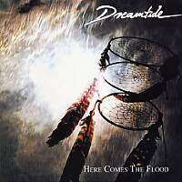 [Dreamtide Here Comes the Flood Album Cover]