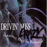 Drivin' Miss Crazy Another Day in Paradise Album Cover