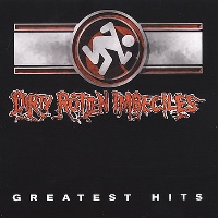 [D.R.I. Greatest Hits Album Cover]