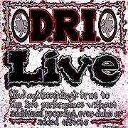 [D.R.I. Live Album Cover]