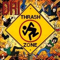 [D.R.I. Thrash Zone Album Cover]