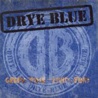 [Drye Blue Green Time Mind Find Album Cover]