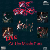 [D.T. Boyz Live at the Middle East Album Cover]