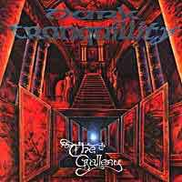 [Dark Tranquillity The Gallery Album Cover]