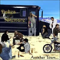 [Dukes Nitemare Another Town...Another Show Album Cover]