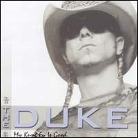 [The Duke My Kung Fu Is Good Album Cover]