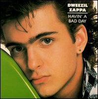 [Dweezil Zappa Havin' A Bad Day Album Cover]