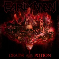 [Early Man Death Potion Album Cover]