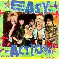 Easy Action Easy Action Album Cover