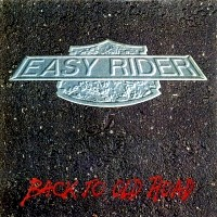 [Easy Rider Back to Old Road Album Cover]