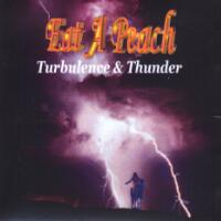 [Eat a Peach Turbulence and Thunder Album Cover]