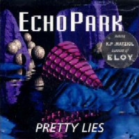 [EchoPark Pretty Lies Album Cover]