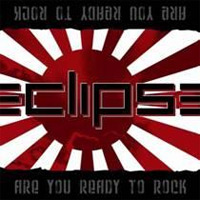 [Eclipse Are You Ready to Rock Album Cover]