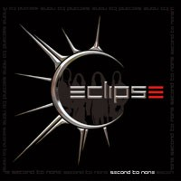 [Eclipse Second To None Album Cover]
