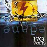[Edane 170 Volts Album Cover]