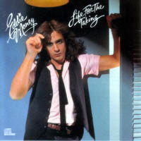 [Eddie Money Life For The Taking Album Cover]