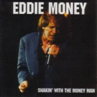 Eddie Money Shakin' With The Money Man Album Cover