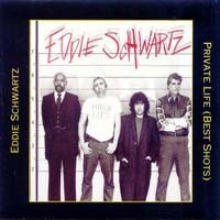 [Eddie Schwartz Private Life (Best Shots) Album Cover]