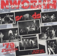 [Various Artists New Wave of British Heavy Metal '79 Revisited Album Cover]