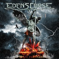 Eden's Curse Retribution: The Final Judgement Album Cover