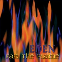 [Eden Fan The Flame Album Cover]