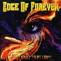 [Edge Of Forever Feeding The Fire Album Cover]