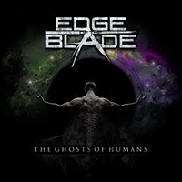[Edge of the Blade The Ghosts of Humans Album Cover]