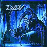 Edguy Mandrake Album Cover