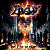[Edguy Hall Of Flames Album Cover]