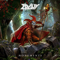 Edguy Monuments Album Cover