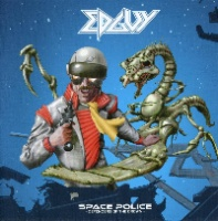 Edguy Space Police - Defenders of the Crown - Album Cover