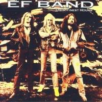 [E.F. Band Their Finest Hours Album Cover]