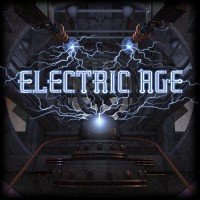 [Electric Age Electric Age Album Cover]
