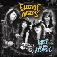 Electric Angels Lost in the Atlantic Album Cover