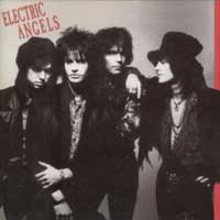 [Electric Angels Electric Angels Album Cover]