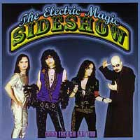 [The Electric Magic Sideshow Good Enough For You Album Cover]