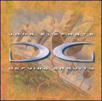 John Elefante Defying Gravity Album Cover