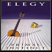 [Elegy Primal Instinct Album Cover]
