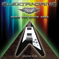 Elektradrive Over The Space 30th Anniversary Edition Album Cover