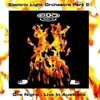 [Electric Light Orchestra Part II One Night - Live in Australia Album Cover]