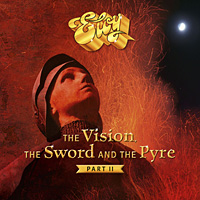 [Eloy The Vision, The Sword, and the Pyre Part II Album Cover]