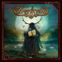 [Elvenking Secrets Of The Magick Grimoire Album Cover]