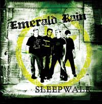 [Emerald Rain Sleepwalk Album Cover]