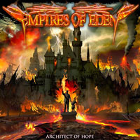 Empires of Eden Architect of Hope Album Cover