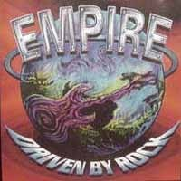 [Empire Driven by Rock Album Cover]
