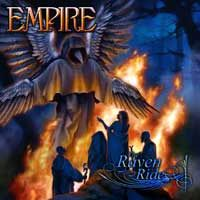 Empire The Raven Ride Album Cover