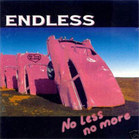 [Endless No Less No More Album Cover]